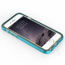 """LED Flash Light-Up Notification Case for iPhone 6 plus with 5.5"""" Display (Blue)"""