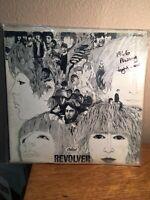 THE BEATLES Revolver - Original 1966 RARE Capital LP