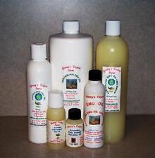 8 oz. Bottle 100% Pure  Australian Emu Oil /As Seen On TV / Sale Price