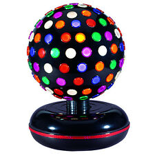"New 16"" Big Spinning Color Party Disco Ball Light For DJ Karaoke BHL110"