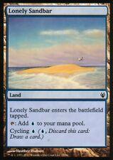 4x Lonely Sandbar | NM | Izzet vs. Lich | Magic MTG