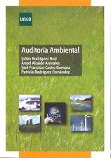 UNED Auditoría ambiental, eBook, 2012