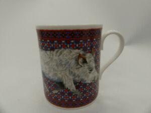 (ref288MG2) Royal Worcester Chinese Astrology Boar Mug