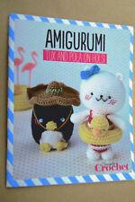 Piccolo Pinguino & Orso Polare Amigurumi Crochet Pattern LIBRETTO Toys