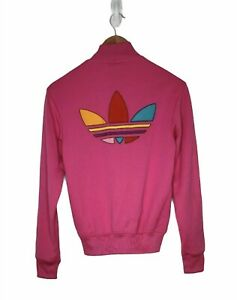Adidas Original x Pharrell Williams Supercolor Track Jacket Pink Size 2XS