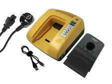 7.2 Cargador de batería para MAKITA BL7010,CL070D,CL070DS,CL070DZ,Amarillo,