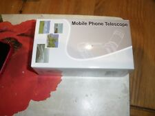 MOBILE PHONE TELESCOPE.