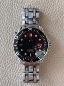OMEGA Seamaster 300 Men's Black Watch Ceramic Bizel