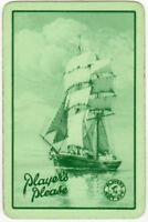 Playing Cards Single Card Old Vintage PLAYERS Cigarettes Advertising Art SHIP 1