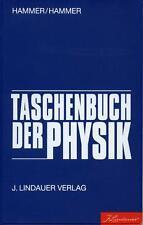 Taschenbuch der Physik Hammer Anton Hildegard Formelsammlung Ingenieur Studium