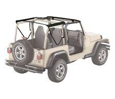 Bestop Replacement Bows & Frames Kit 97-06 Wrangler models #55002-01
