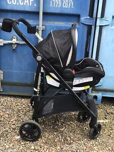 Graco Snug 35LX  push chair travel system Removable Car Seat
