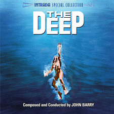 The Deep - 2 x CD Complete - Limited 3000 - OOP - John Barry