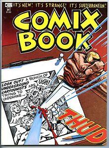 COMIX BOOK #1 - Wolverton - 1st printing