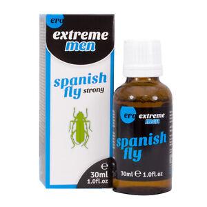 Spanische Fliege 30 ml Liebestropfen Erektionsmittel für Männer Sextropfen