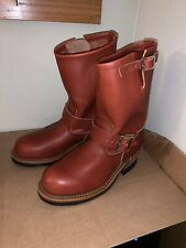 NEW RED WING 8271 HERITAGE Engineer Motorcycle Work Buckle Boots Men's 5.5D