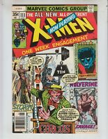 X-Men 111 VFNM (9.0) 6/78 John Byrne artwork!