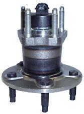 Wheel Bearing and Hub Assembly-4-Wheel ABS Rear PTC PT512250