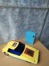 RARE VINTAGE USSR Soviet TOY Sport Car Rally Radio-controlled Model Racing