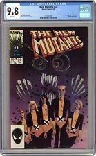 New Mutants #24 CGC 9.8 1985 3732952007