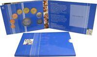Niederlande Baby Satz 2005 KMS 1 Cent bis 2 Euro Babysatz im Folder