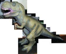 Large 19 x 11 x 5 inch 2011 Toy Major T-Rex Tyrannosaurus Rex plastic toy