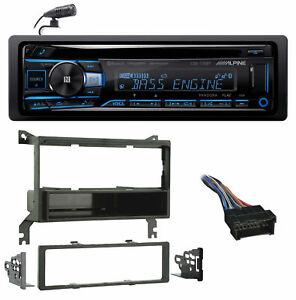 ALPINE Bluetooth CD Player USB/AUX SiriusXM For 2005-2008 Hyundai Tucson