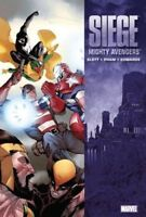 Mighty Avengers: Siege Paperback Trade TPB Marvel