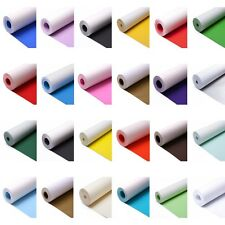 Poster Paper Rolls -  76cm x 10m - Non Toxic Display Paper -  28 Colours Choices