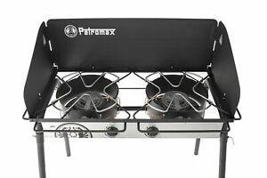 Gastisch Petromax ge90-s mit 2 Brenner je 5 kW Gaskocher für dutch oven camping