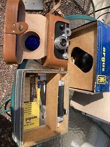 Vintage Argus C3 35mm camera