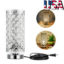 Crystal Silver Lamps For Sale Ebay