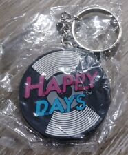 CBS Happy Days Keychain Record