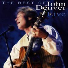 John Denver Best of (live, 16 tracks, 1995/97, Legacy) [CD]