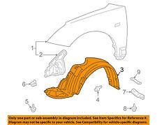 TOYOTA OEM 00-05 Celica-Front Fender Liner Splash Shield Right 5387520350