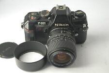 Nikon F-301 + Sigma UC Zoom 3,5-4,5/28-70 Multi Coated Lens