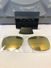 ☀️ Oakley Catalyst 24k Gold Iridium Lenses MINT Fast Free S/H ☀️