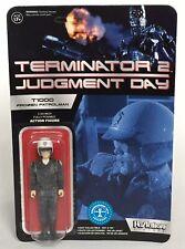 Terminator 2 figura de acción exclusiva de reacción T-1000 congelado patrullero