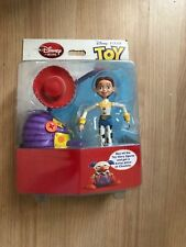TOY STORY JESSIE ACTION FIGURE WITH BUILD CHUCKLES LOWER BODY PART NEW SEALED