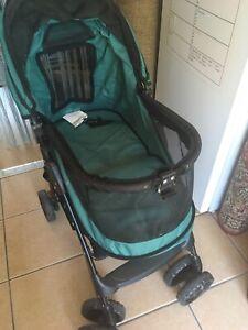 dog pushchair buggy