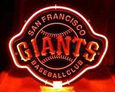 "San Francisco Giants 3D Neon Sign Beer Bar Gift 14""x10"" Light Lamp"