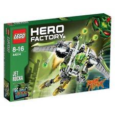 LEGO Hero Factory/44014 JET ROCKA/Nuovo Con Scatola Nuovo Sigillato ✔ RARA smobilizzato ✔ POST VELOCE ✔