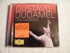 GUSTAVO DUDAMEL - Discoveries - CD D.G. Sealed NEW - 2008 - Classical