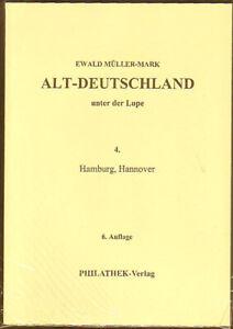 Altdeutschland unter der Lupe - Hamburg, Hannover, 6. Auflage, neu