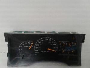 Speedometer Instrument Cluster 1995-2000 95-00 CHEVY TAHOE 85K Miles 16221455