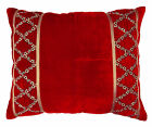 Home Decor velours jeter Coussin housse couvre-oreiller lit - choisir la taille