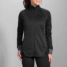 Brooks Women's Drift Shell Jacket Black Size Medium (8-10)