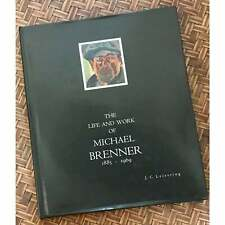The Life and Work of Michael Brenner 1885-1969 Art Book