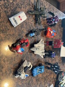 Vintage GOBOTS Lot - Used Condition - Hard To Find Figures
