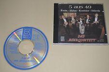 Das Rennquintett - 5 Aus 49 / Forte, Hidas, Koetsier../ Bayer Records 1996 / Rar